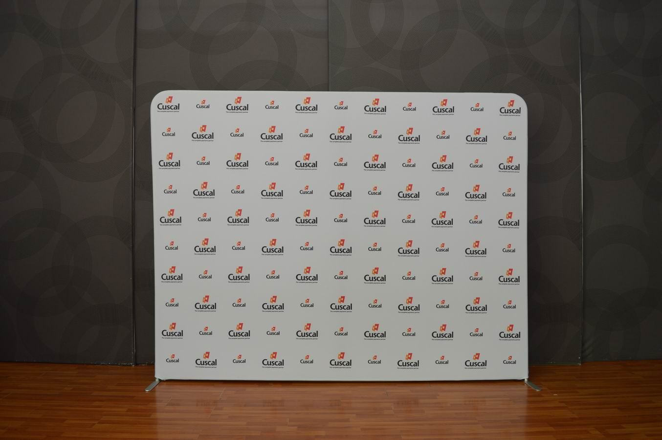 Exhibition Stand Banners : Media walls sydney melbourne custom